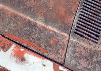 Forlæng levetiden af din bil ved at rustbehandle